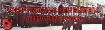 Shaftesbury Remembers The Great War