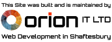 Orion IT Ltd Web Design Shaftesbury 225