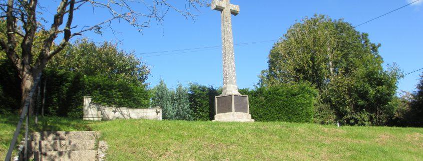 Fontmell Magna War Memorial 2