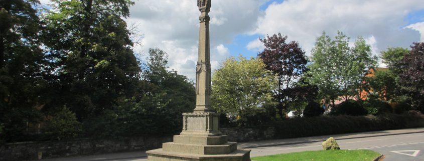 Iwerne Minister War Memorial 1