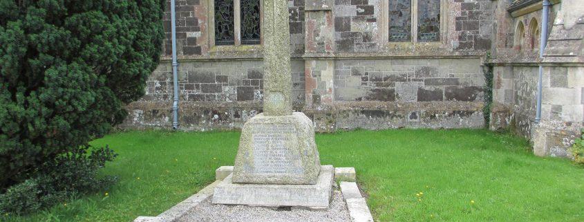 Semley War Memorial 1