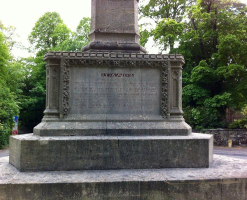 Sutton Waldron War Memorial
