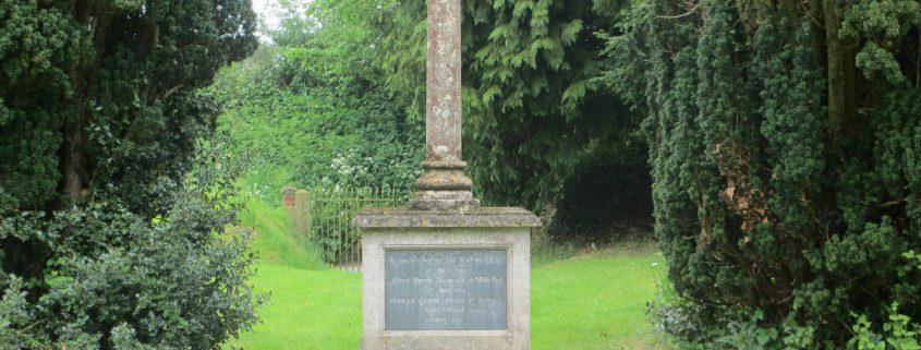 Donhead St. Andrew War Memorial