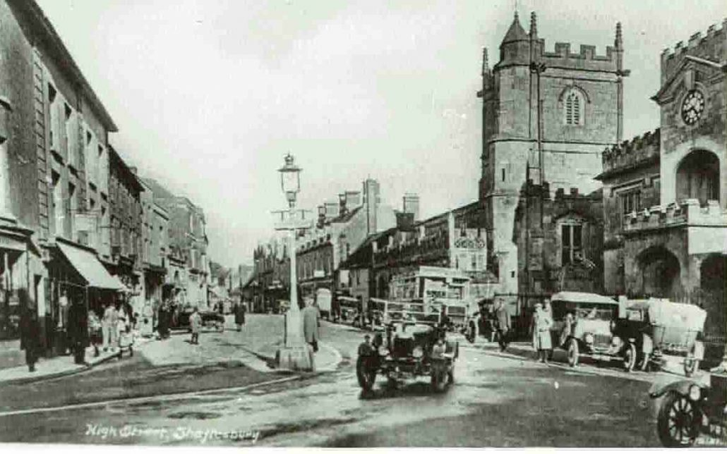 High street 1920s