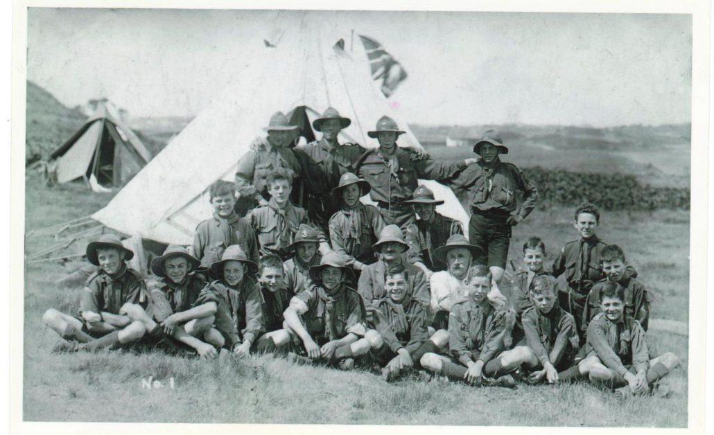 Motcombe scouts5