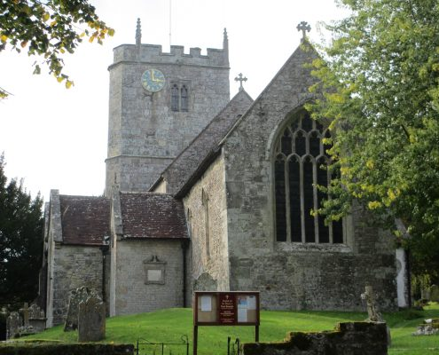 St. Mary's Church, East Knoyle 1