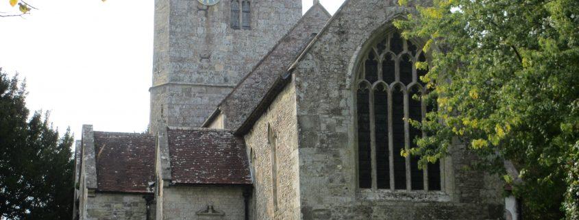 St. Mary's Church, East Knoyle 1
