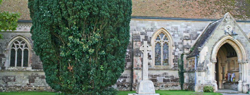 Semley War Memorial 01