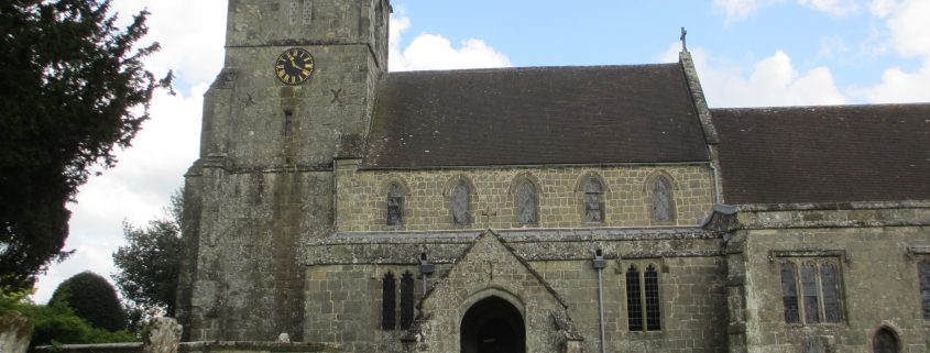 Donhead St. Mary Church
