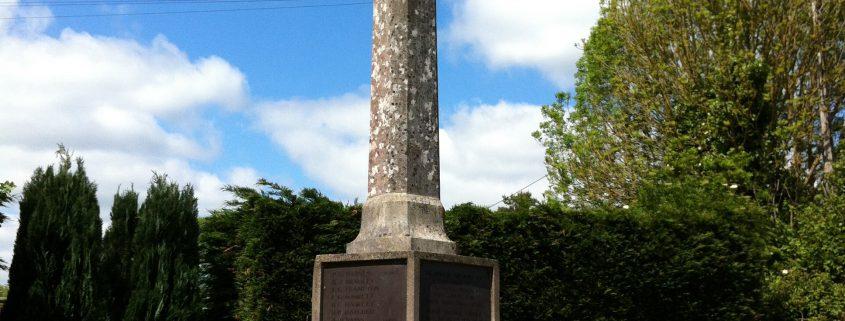 Fontmell Magna War Memorial 3