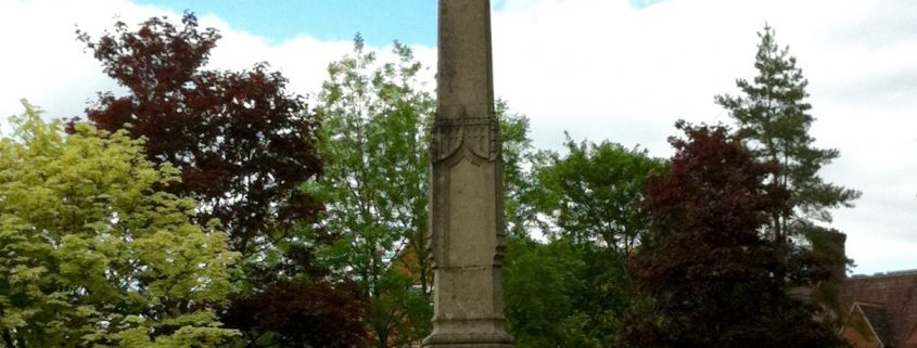 Iwerne Minister War Memorial 4