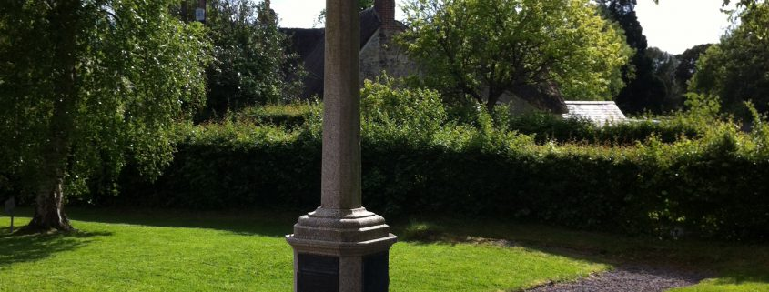 Motcombe War Memorial 2