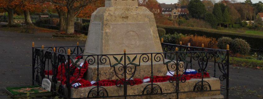 Park Walk War Memorial 4