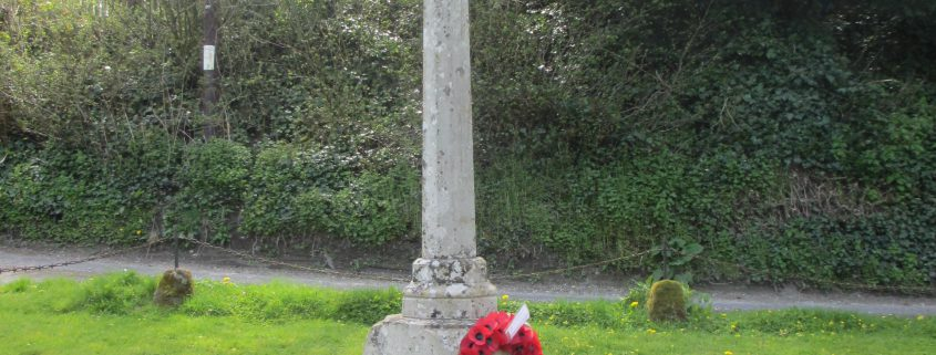 Tollard Royal War Memorial