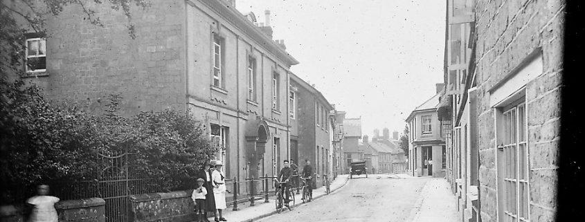 Bell Street, Shaftesbury