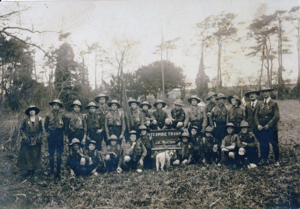 Motcombe Scouts 2.1