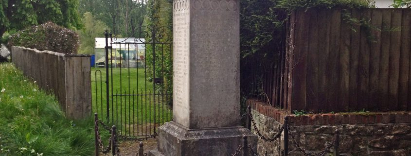 Ebbesbourne Wake Memorial 06