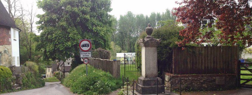 Ebbesbourne Wake Memorial 07