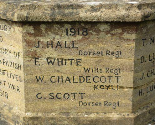 Sixpenny Handley War Memorial