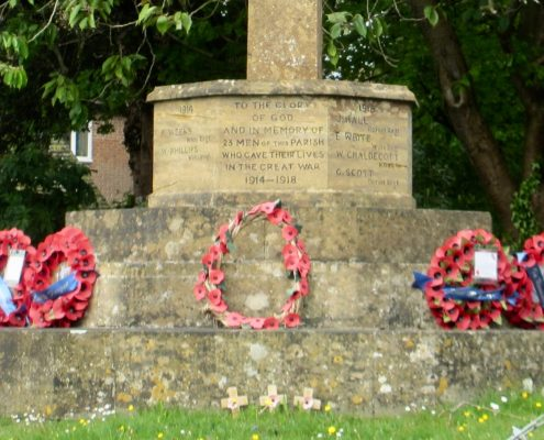 Sixpenny Handley War Memorial
