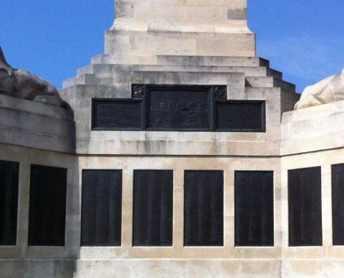 Plymouth Naval Memorial 4
