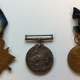 Medals received by Charles Hunt Blackwell 2