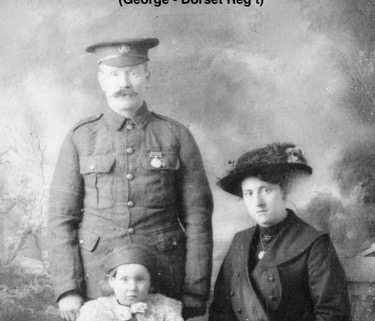 George, Rose and Arthur Maskell (1)