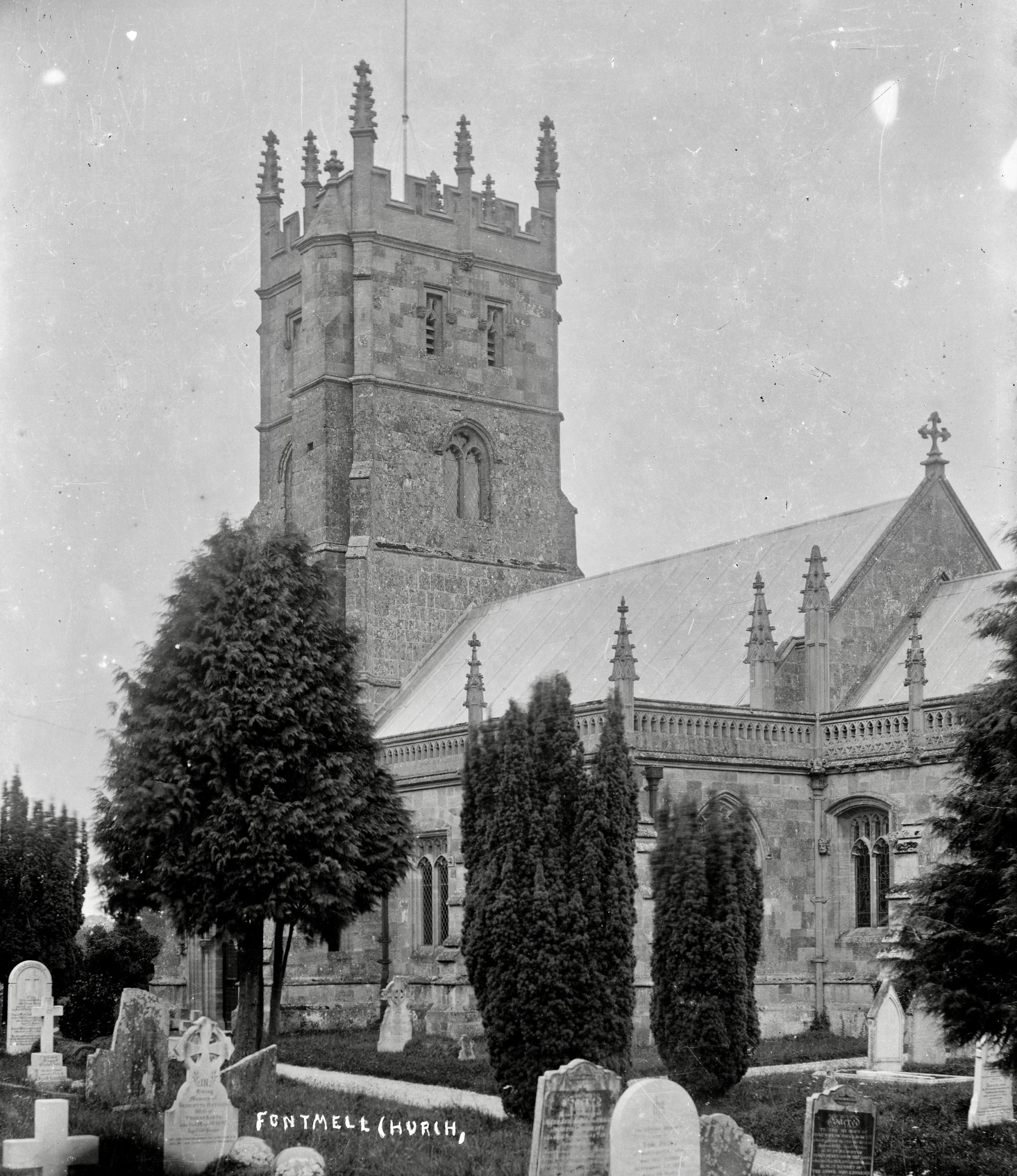 Fontmell Magna Church