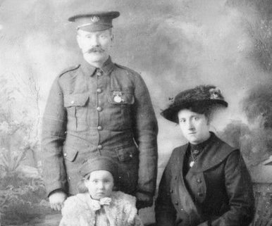 George, Rose and Arthur Maskell (2)