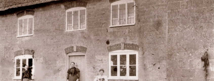 Brine Family home on Sherborne Causeway