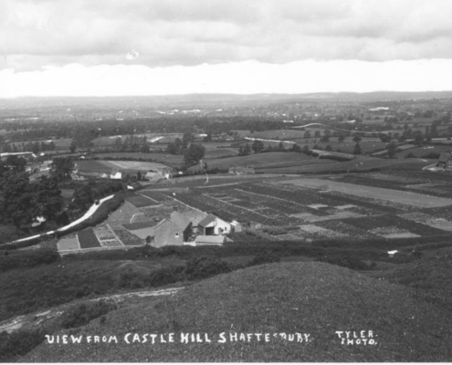 Enmore Green from Castle Hill 3