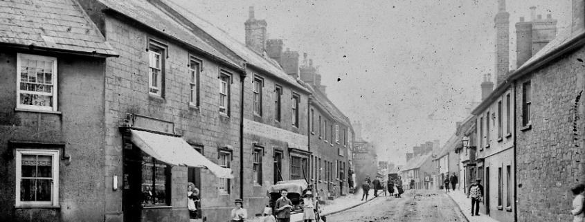 Salisbury Street, Shaftesbury 1