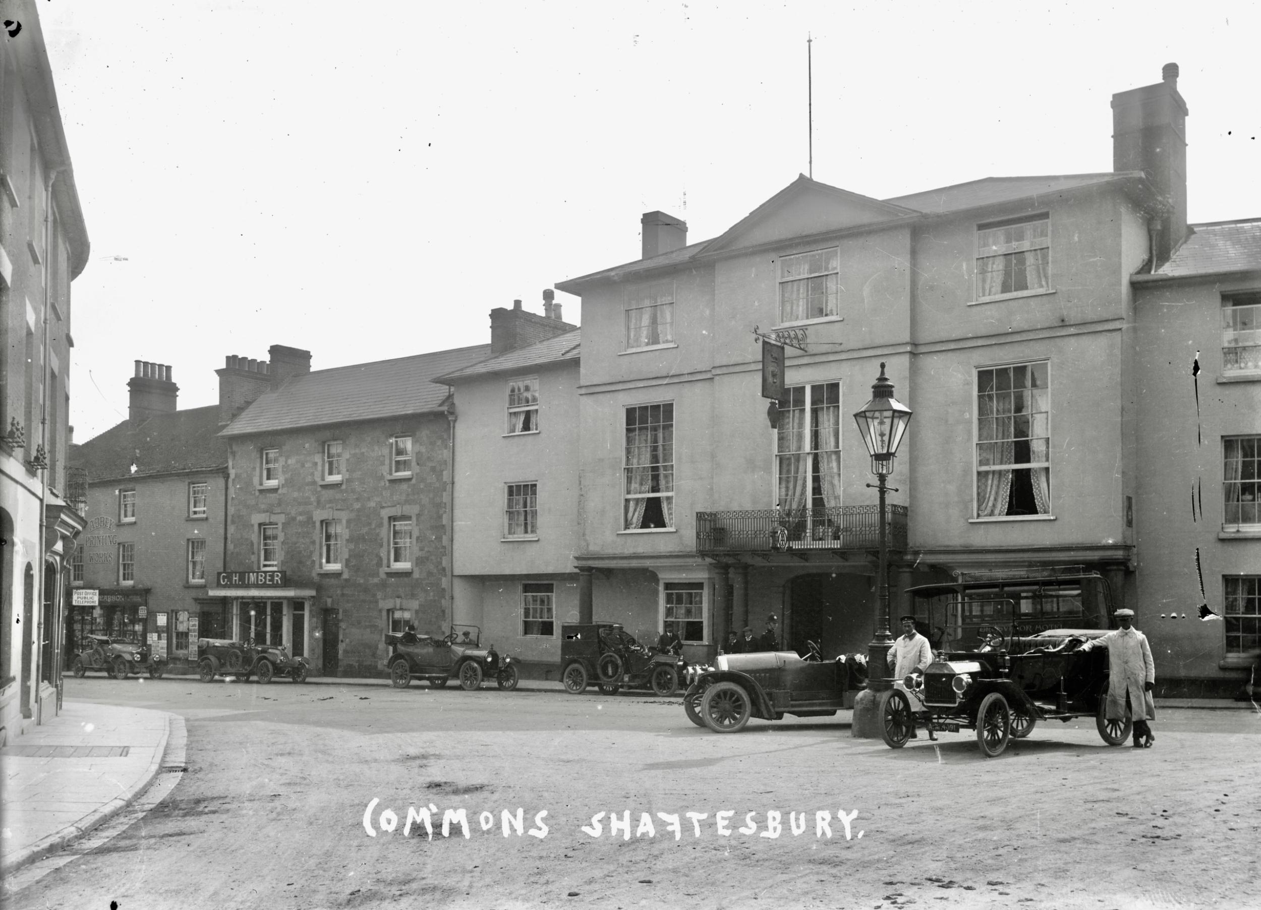 Shaftesbury High Street 5