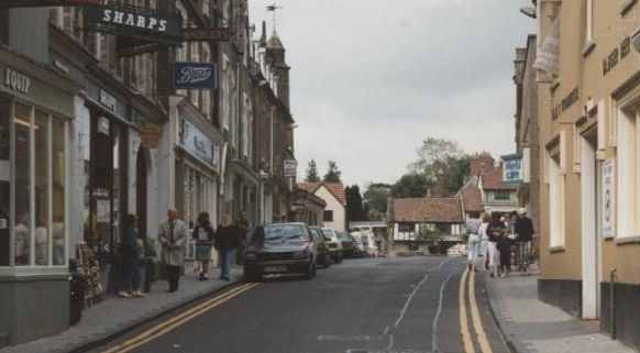 Shaftesbury High Street 6